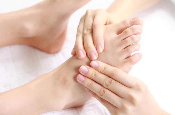 Fussreflexzonen Therapie | Bern